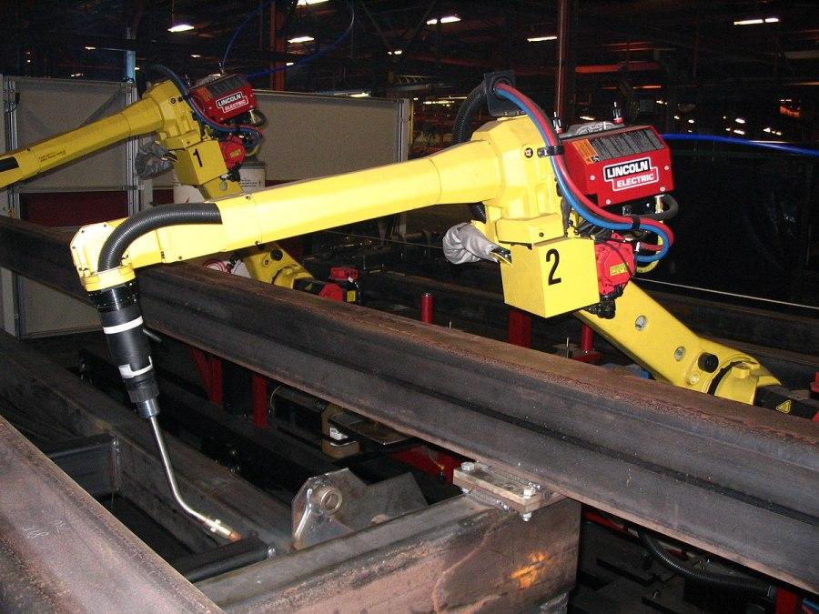 Cartesian Material Handling Robots