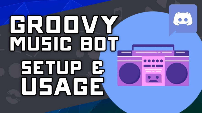 Groovy Bot Discord