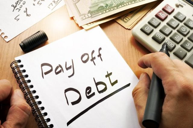 Pay off your debt save money