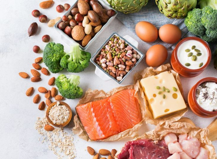 Increase Your Metabolism Protein-Rich Foods