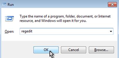 Registry Editor 0xc0000142