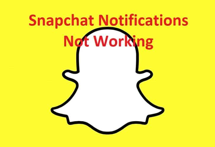 Snapchat-Notifications-not working problem