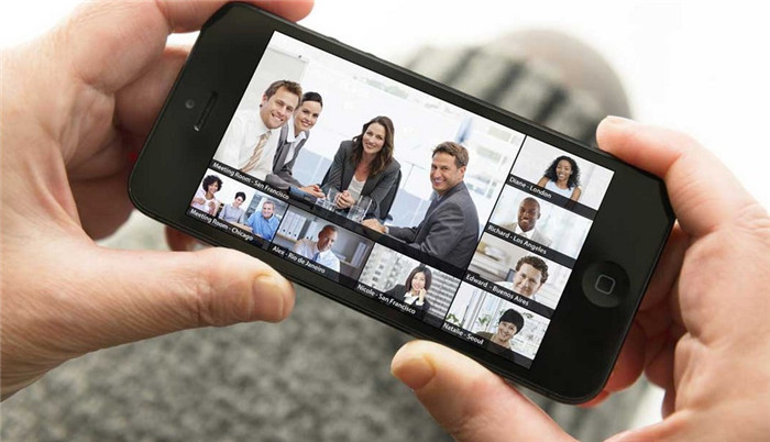 Video Conferencing app for mobile