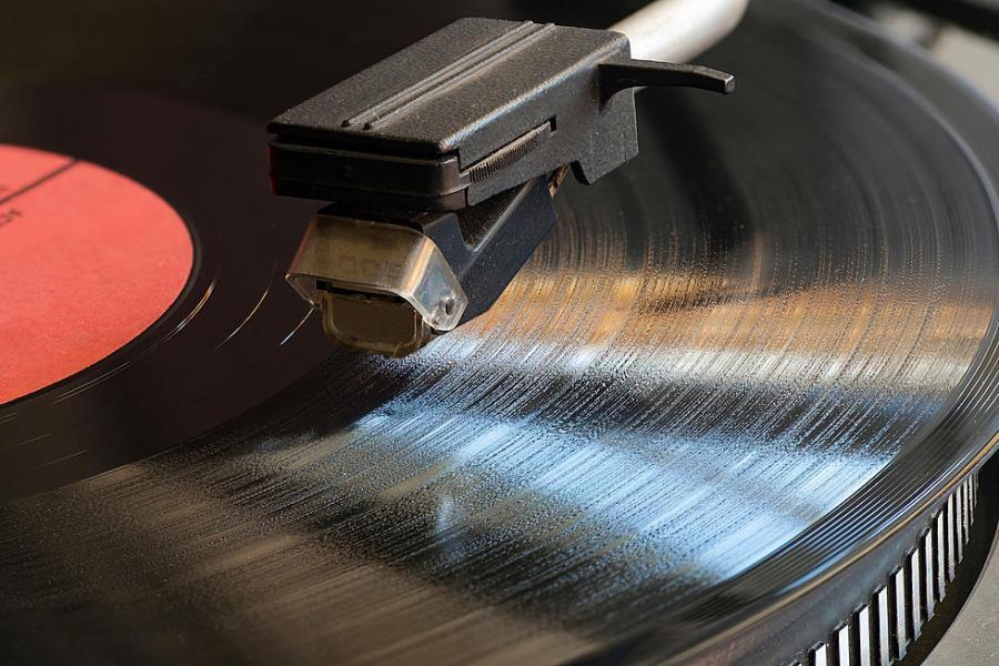 Digitize Vinyl Records