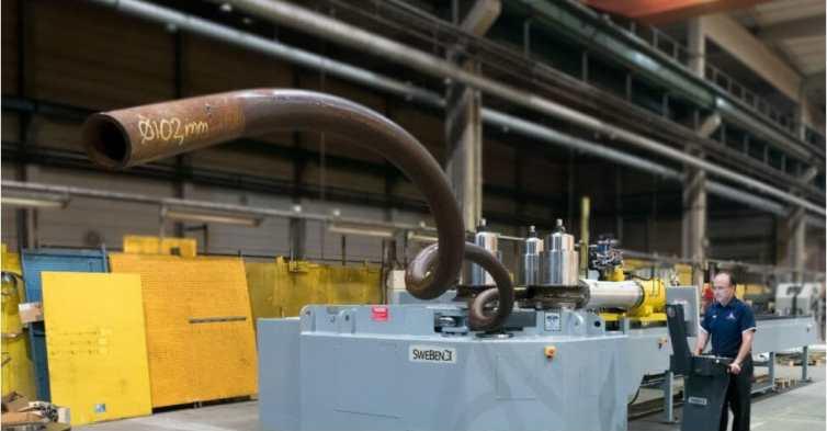 automatic bending machines