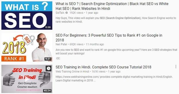optimize thumbnails