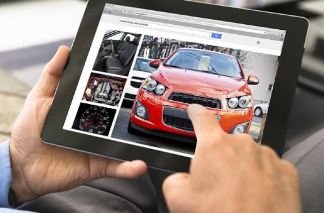 sell car online