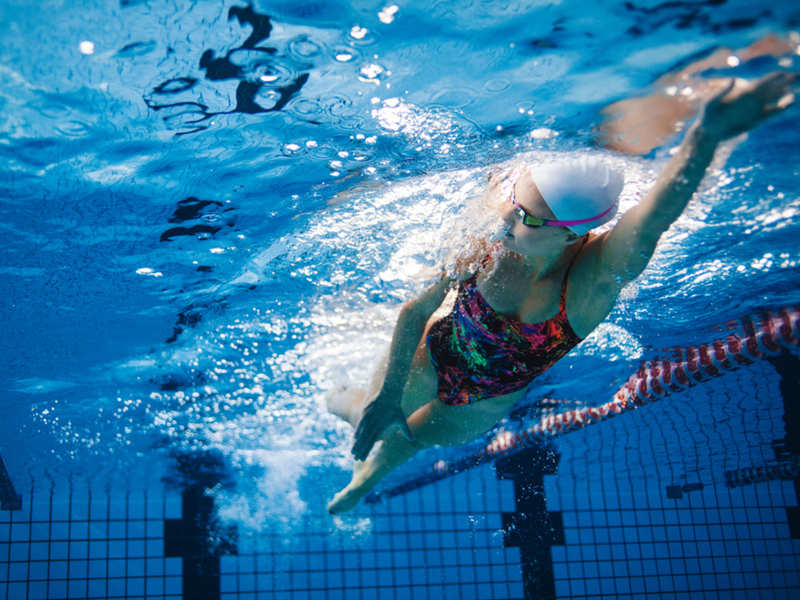Increase Your Metabolism swimming