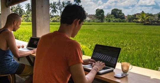 Resultado de imagem para Hubud (Bali, Indonésia) coworking