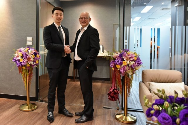 MC Payment Thailand office opening
