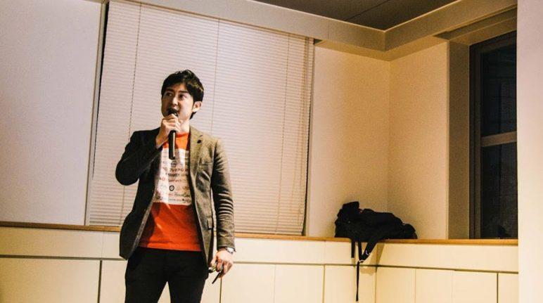 Tokyo307 CEO Taiyo Yasaka.