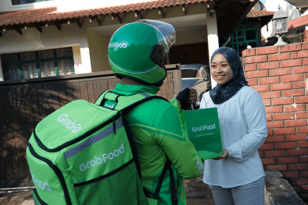 Grab, 2020년 동남아시아 식품 배달 GMV의 절반 차지