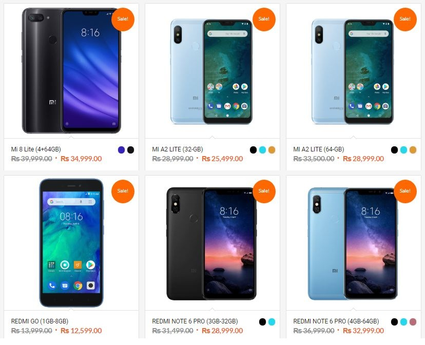 Xiaomi Reduces Smartphone Prices In Pakistan During Ramadan