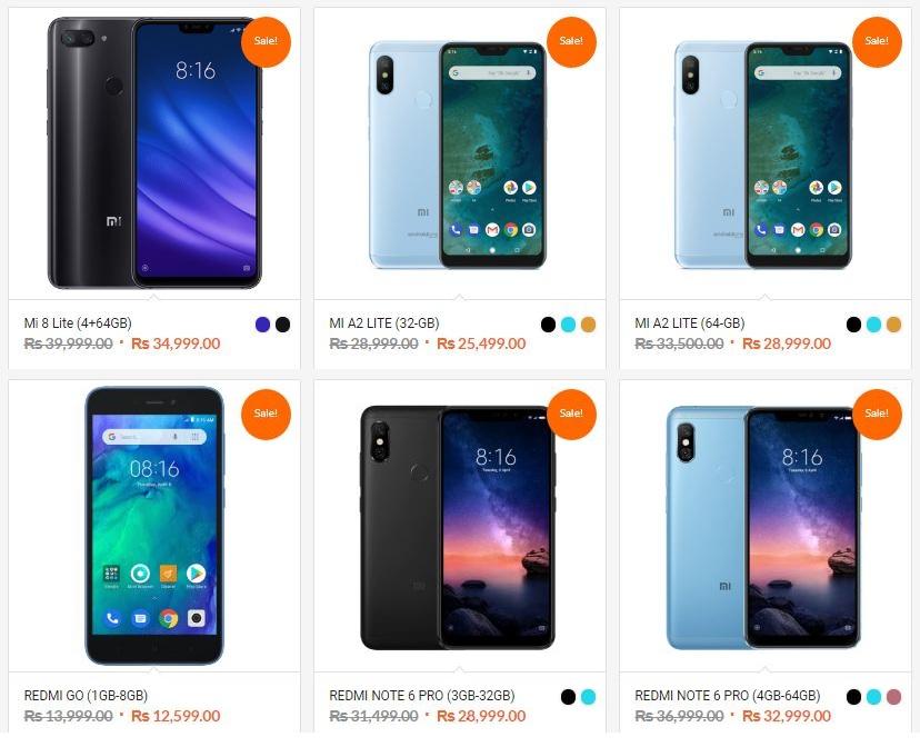 Xiaomi Reduces Smartphone Prices In Pakistan During Ramadan