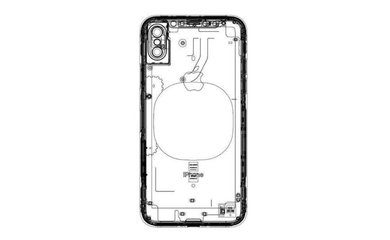 iPhone 8 Rumors: Rear-Mounted Touch ID, Vertical Dual