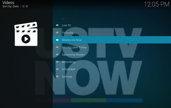 Live Sports Addons for Kodi - USTVNow 2