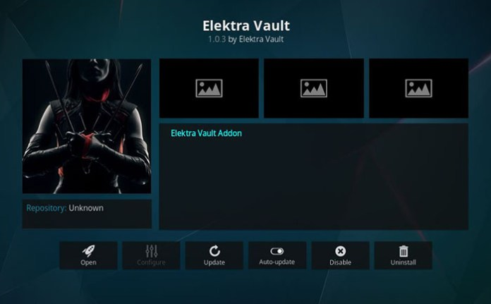 Install Kodi on Linux - Elektra Vault