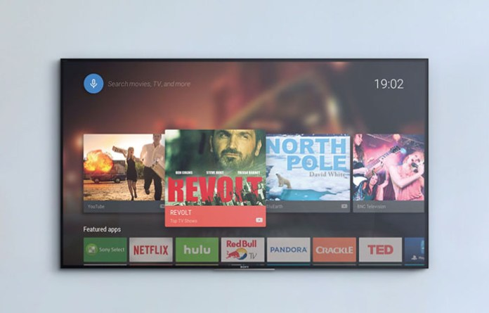 Install Kodi on Smart TV -Sony Smart TV
