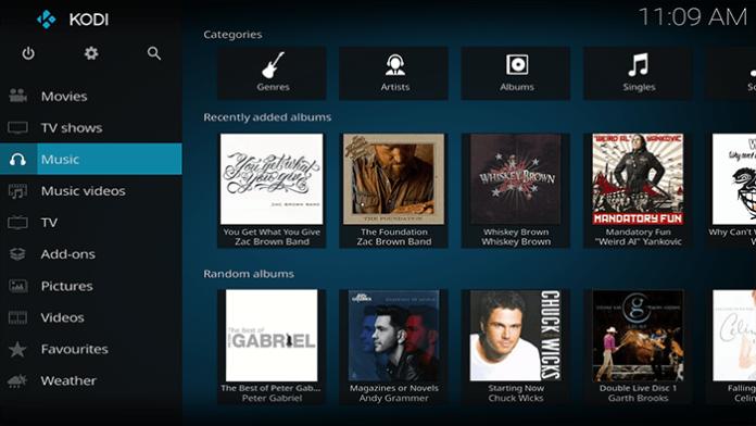 Ultimate Kodi Guide - 5 Music
