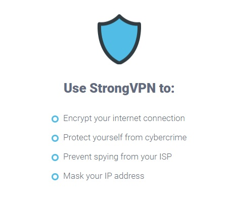 StrongVPN Review 2017 Security and Privacy