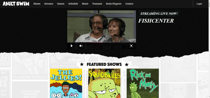 Adult cartoons streaming video