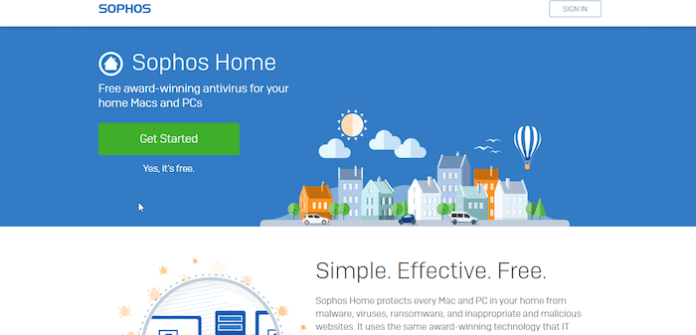 Sophos Home Antivirus Download