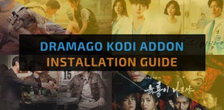 DramaGO Kodi Addon- Feature Image