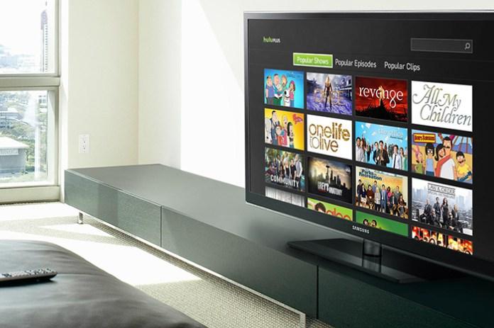 Hulu on TV