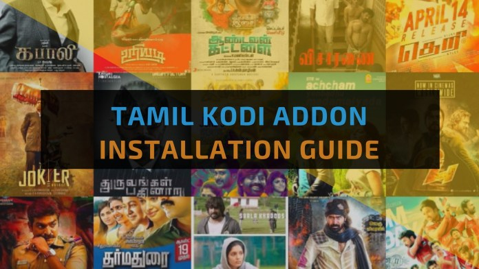Tamil Kodi Addon - Feature Image