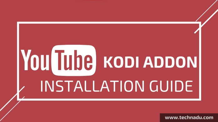 YouTube Kodi Addon - Feature Image