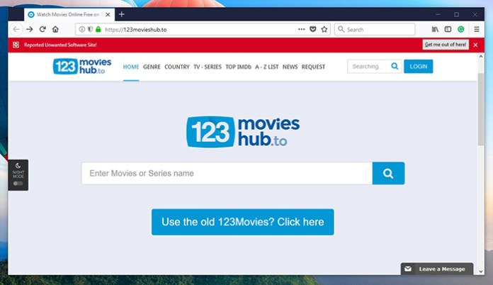 123Movies Website