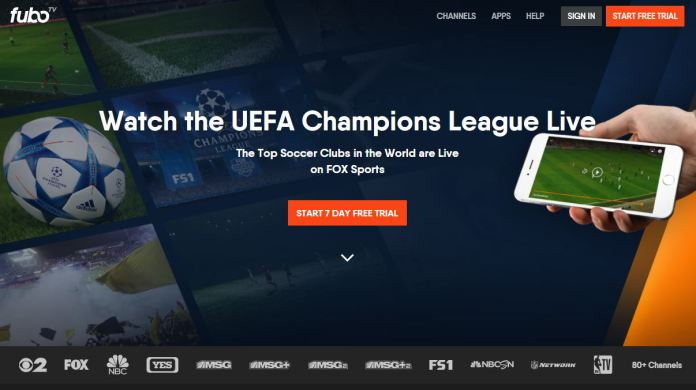 How To Watch 2018 Uefa Champions League Without Cable