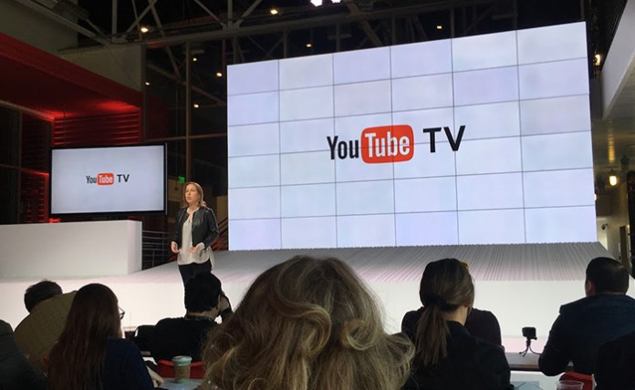 YouTube TV Presentation