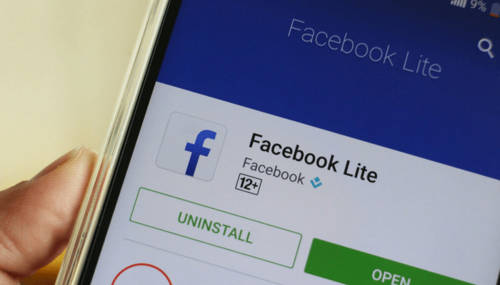 Facebook Lite reaches the US, UK, and other developed countries