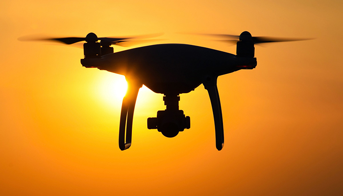 Suspects Thwart FBI Hostage Rescue Operation with a Swarm of Drones