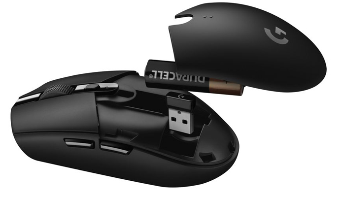 Logitech G305 gaming mouse serves up LIGHTSPEED tech on a budget