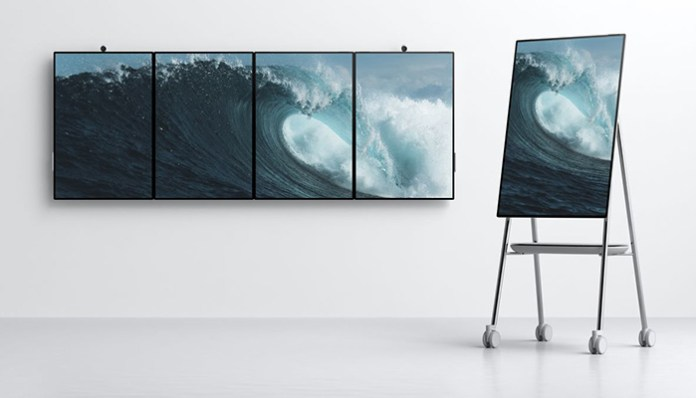 Microsoft Announces Surface Hub 2 With Four New Features