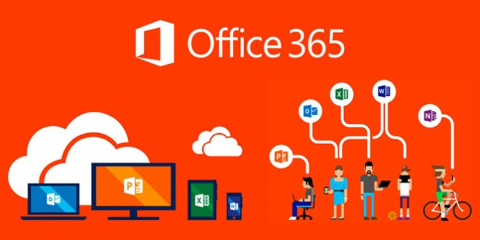 office 365 infographic