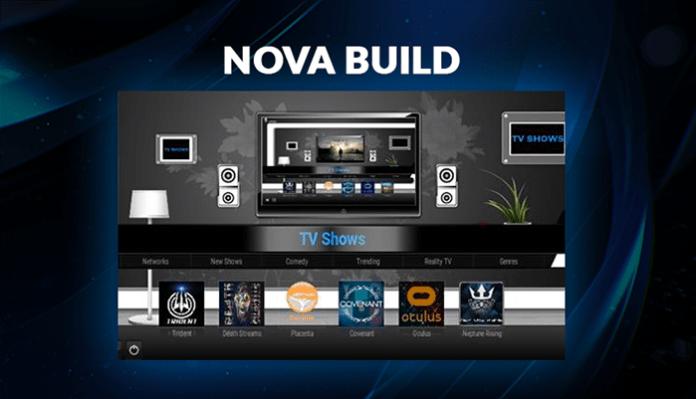 Nova Kodi Build