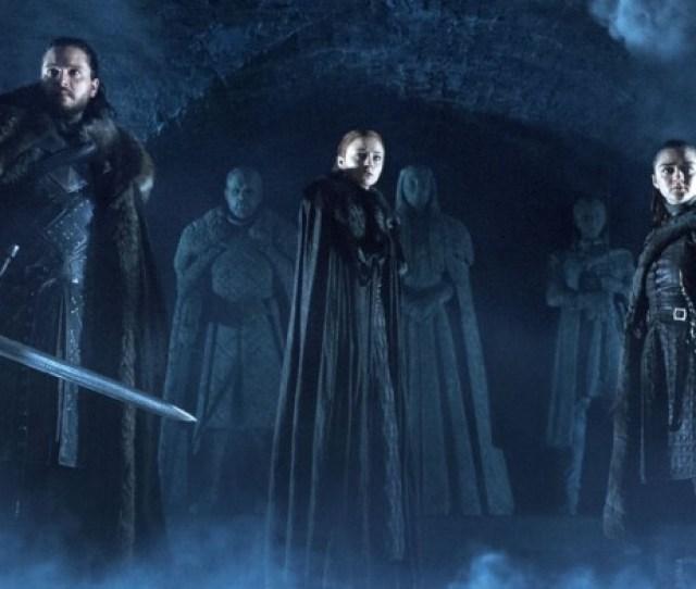 Game Of Thrones Returns For Season 8