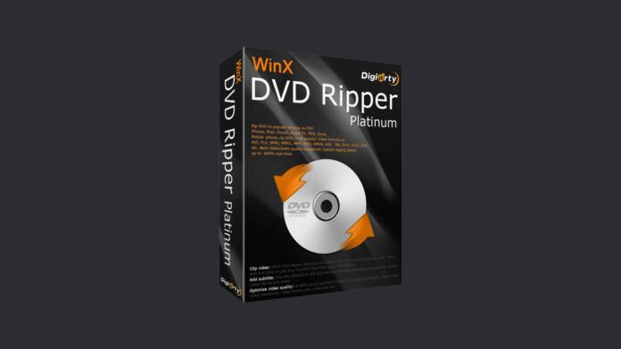 WinX DVD Ripper Platinum Review 2019 | TechNadu