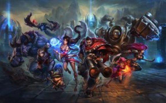 """Tencent et Riot Games vont développer """"League of Legends"""" pour mobiles · TechNode"""