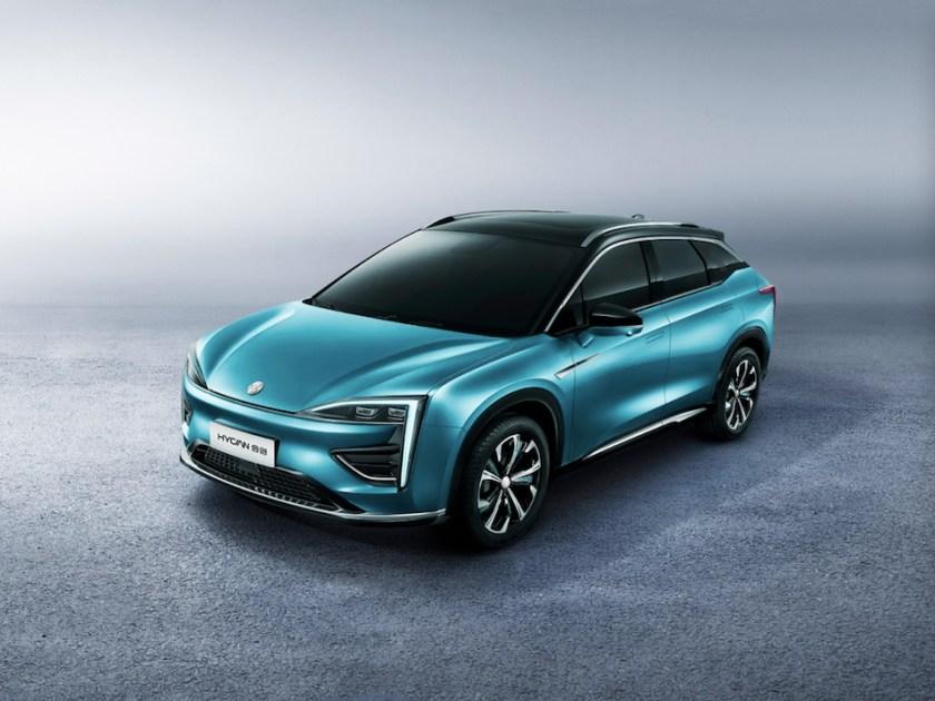 electric vehicle Nio GAC