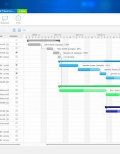 Gantt chart example also getting started with online software rh technologyadvice