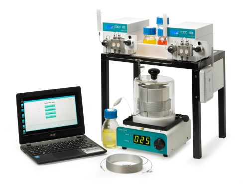 small resolution of flowlab affordable multi channel multi step flow chemistry
