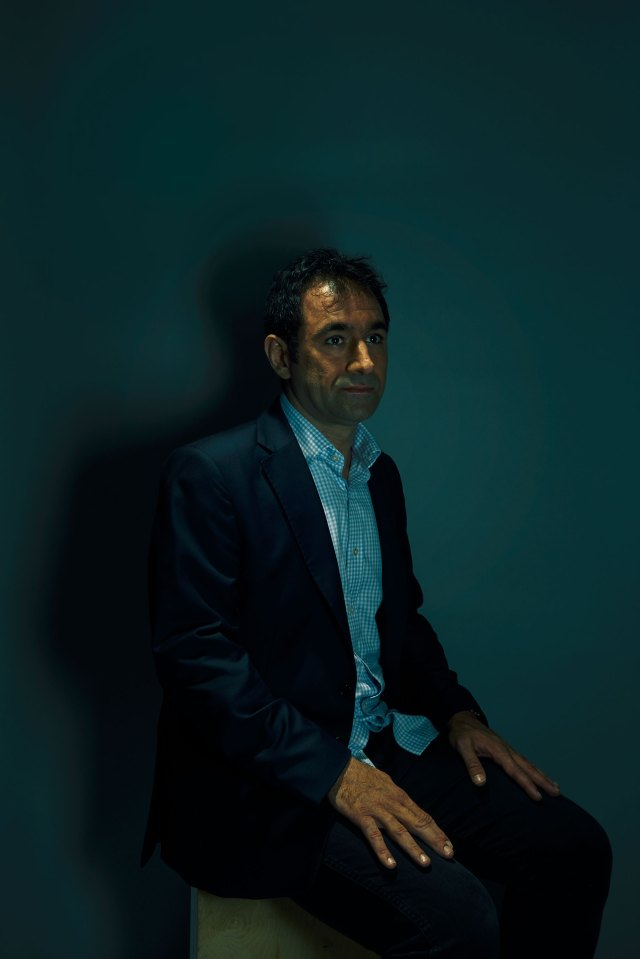 Photo of Hossein Rahnama