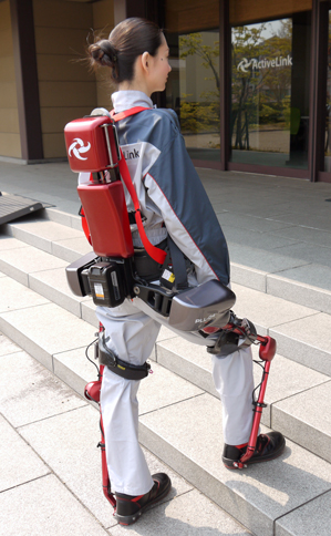 The Exoskeletons Are Coming  MIT Technology Review