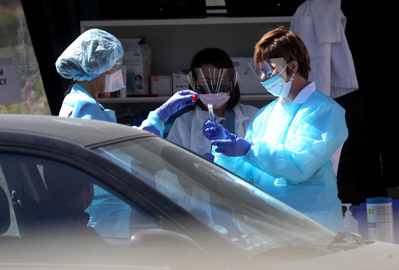 US coronavirus testing is slowly ramping up, but way too late ...