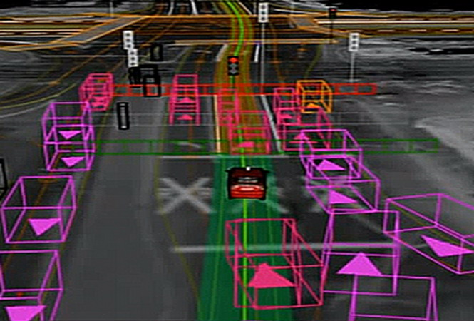 Coutning Cars Wallpaper Hidden Obstacles For Google S Self Driving Cars Mit