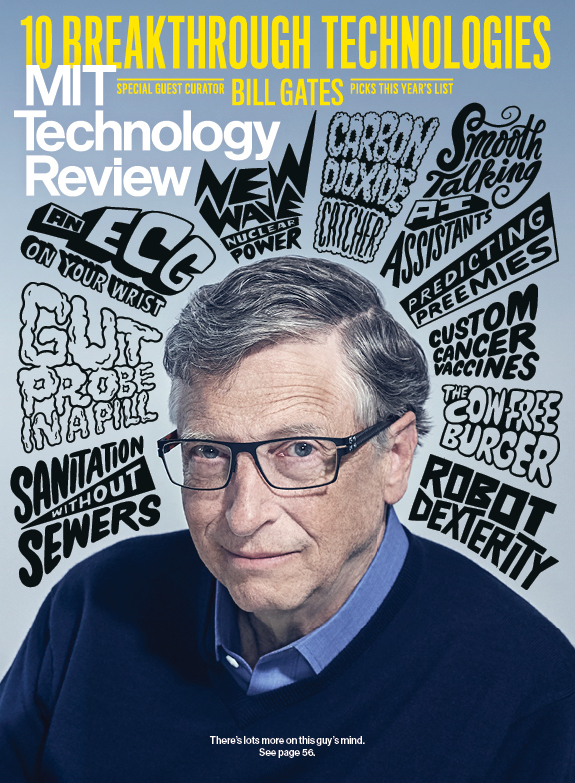 March April 2019 Mit Technology Review